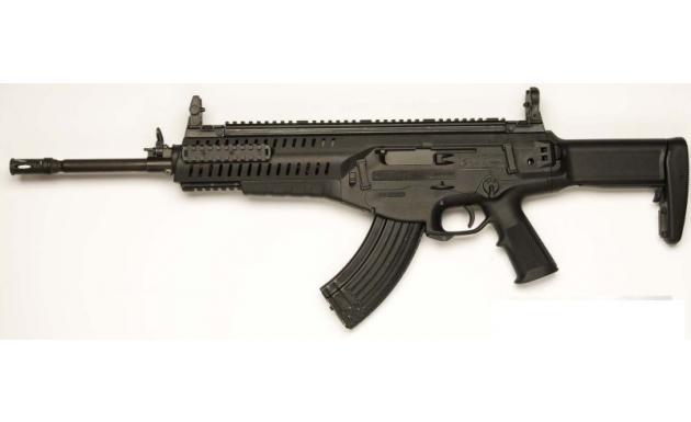 Автомат / штурмовая винтовка Beretta ARX-160 (Италия)
