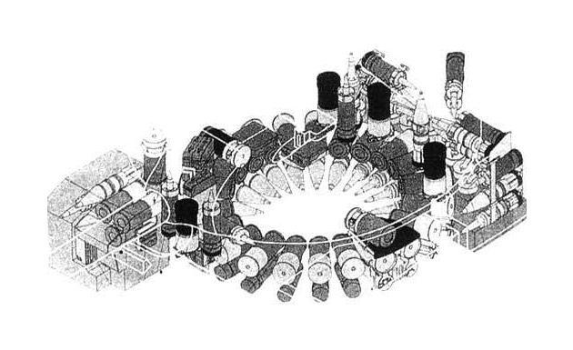 Размещение боекомплекта в Т-72