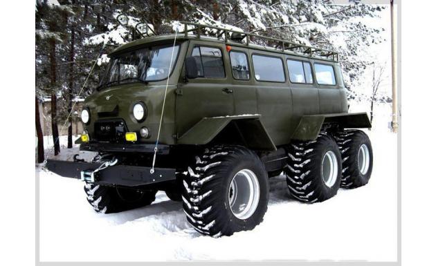 ВТС П6WD - 1150У