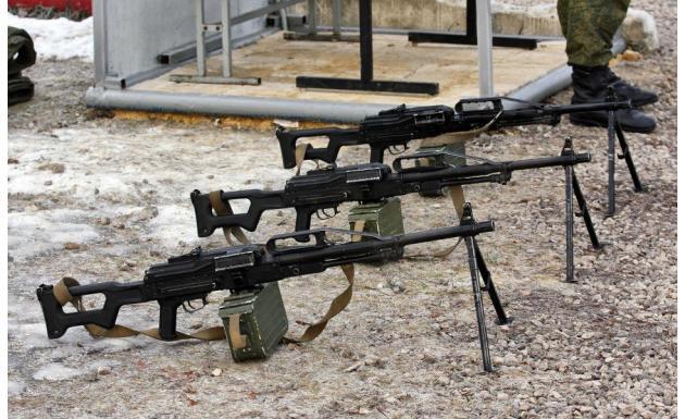 7,62-мм пулемёт «Печенег»