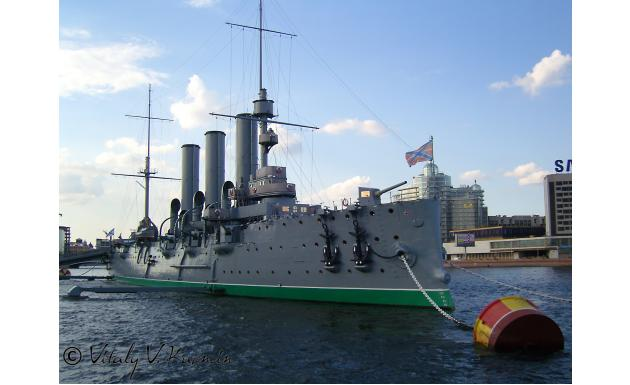 Крейсер 1-го ранга Аврора