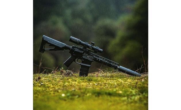 Тишина от Noveske Rifleworks