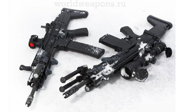 Штурмовые винтовки SCAR