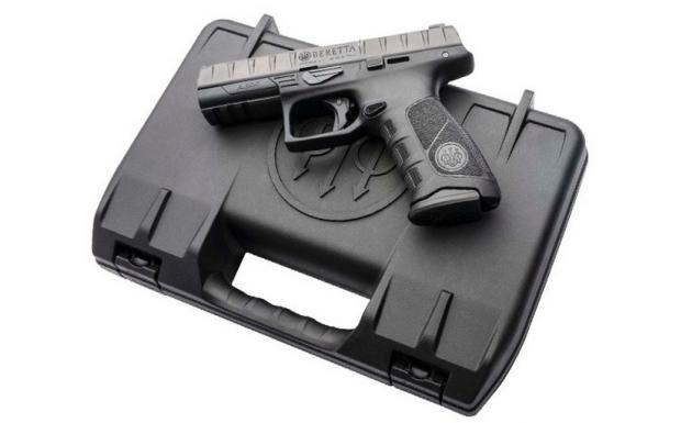 Новый самозарядный пистолет от компании Beretta