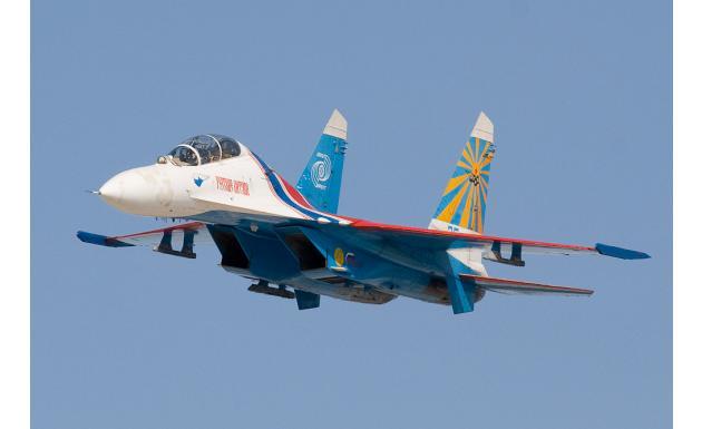 Су-27УБ Кубинка