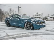 Ford Mustang GT 5.0 Snow