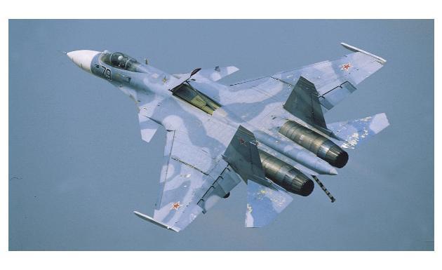 Су-33 Flanker-D