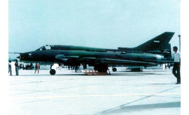 Су-7 Fitter-A