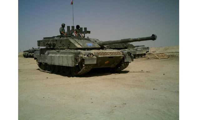Ariete Основной боевой танк - Италия