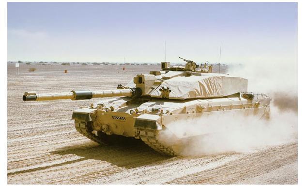 Challenger 2 Основной боевой танк - Великобритания