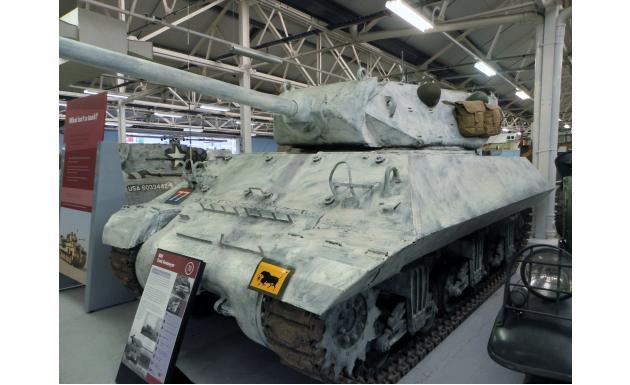 Истребитель танков M10 Wolverine