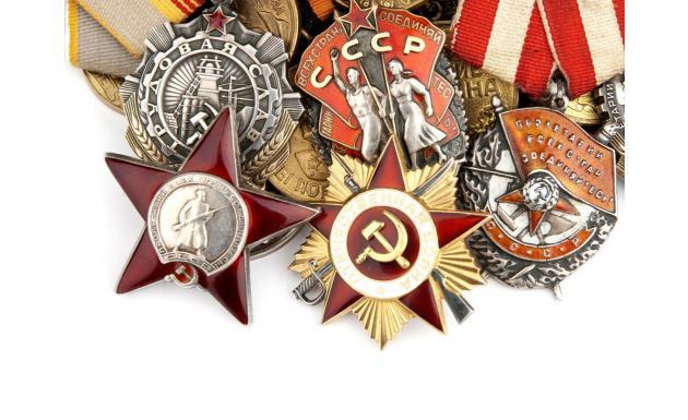 Медали и награды - обои