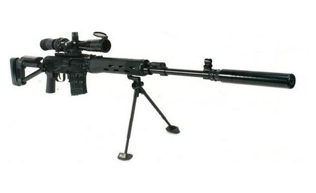 Снайперская винтовка СВДСМ