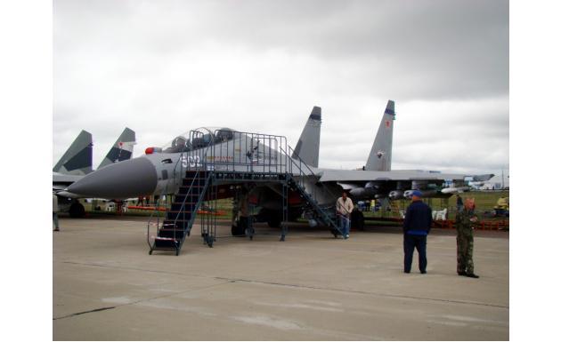 Су-30МКИ МАКС 2009