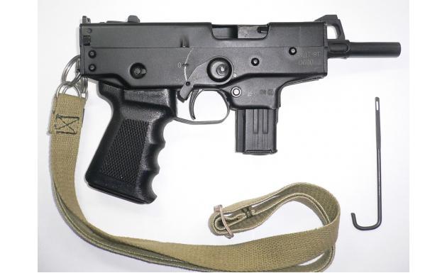 ПДТ-9Т Есаул - травматический пистолет