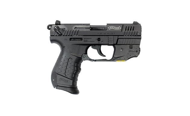 Walther P22T - травматический пистолет