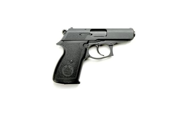 Mauser HSc Mod 90T - травматический пистолет