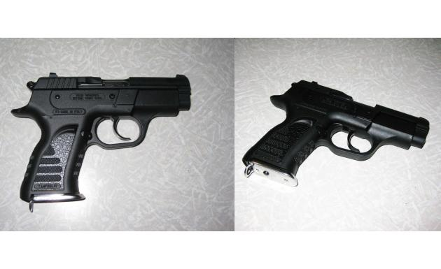 Tanfoglio INNA - травматический пистолет
