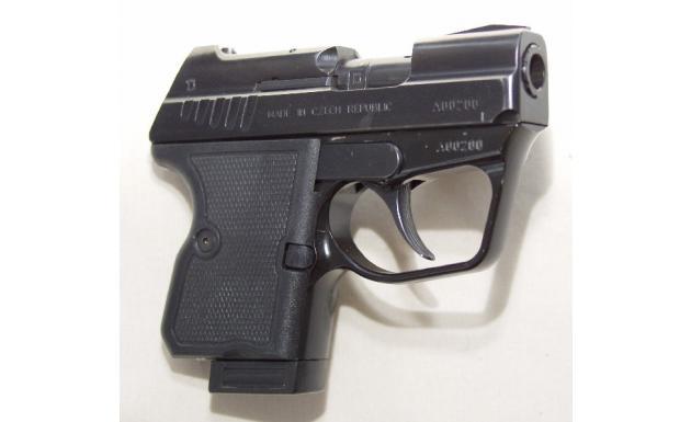 Пистолет WASP-R - травматический пистолет