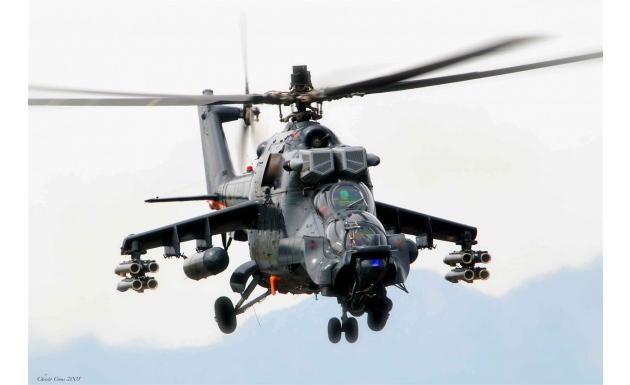 Ми-24 фото 2008г