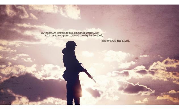 Солдаты - обои