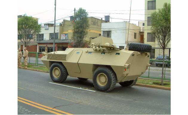 Бронетранспортёр Тип 6614