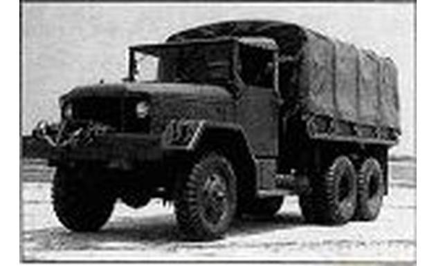 Армейский автомобиль М35-44