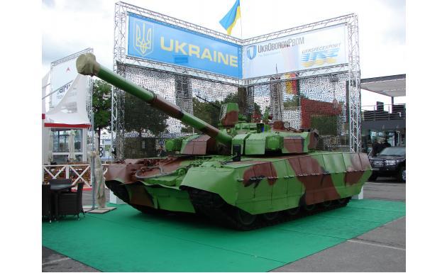Основной боевой танк БМ Оплот