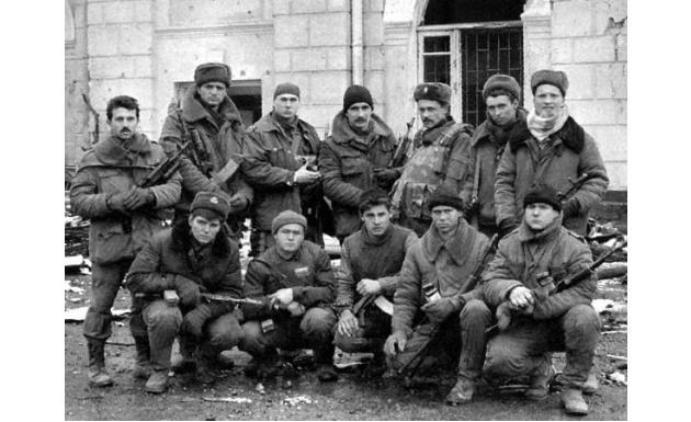 131-я Отдельная майкопская мотострелковая бригада