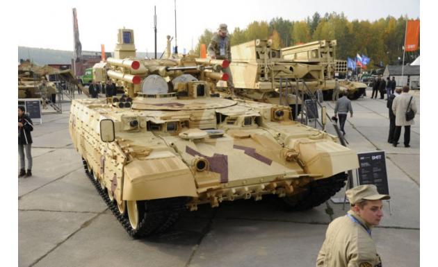 БМПТ-72 «Терминатор-2».