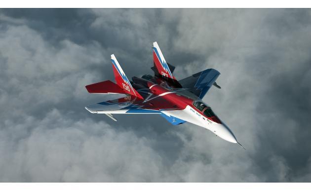 Авиационная пилотажная группа Стрижи