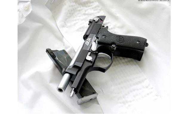 Обои для рабочего стола Beretta M92 Pro