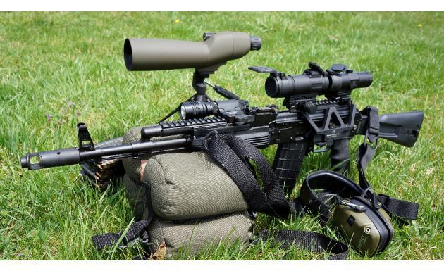 AК-74М Калибр 5,56х45 НАТО