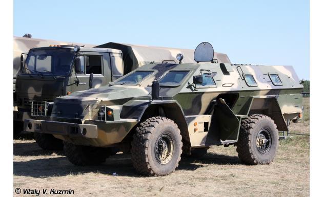 КАМАЗ-43269 Дозор