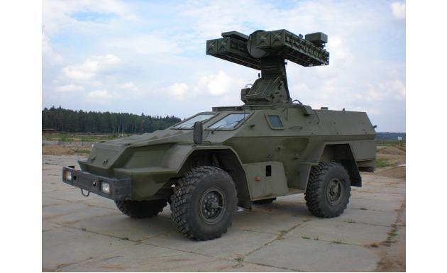 КАМАЗ-43269 Выстрел