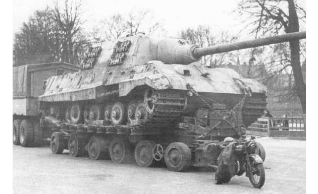 Panzerjäger Tiger Ausf. (Sd.Kfz.186)