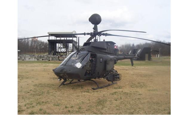 OH-58 Кайова