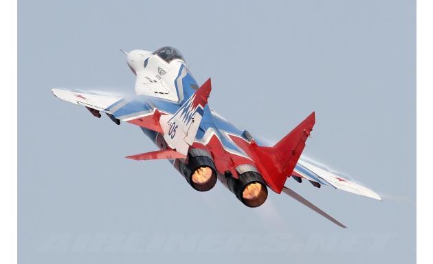 МиГ-29ОВТ. Стрижи.