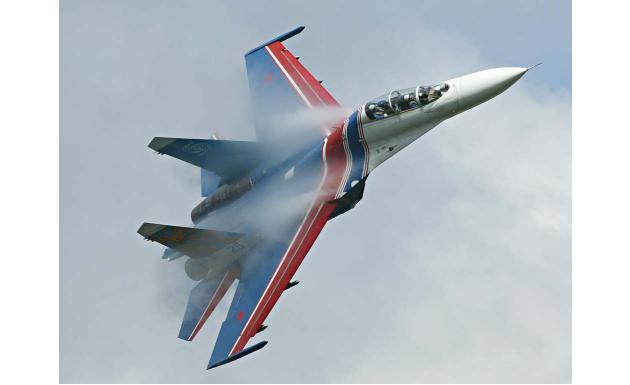 Су-27 Русские витязи