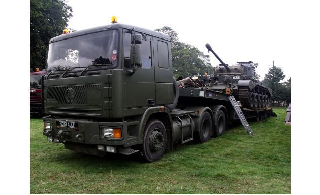Seddon-Atkinson Strato T3