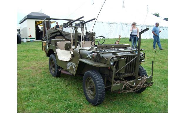 Willys MB. 1944.
