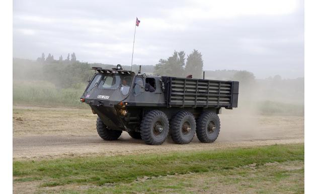 Alvis (FV-622) Stalwart Mk.II