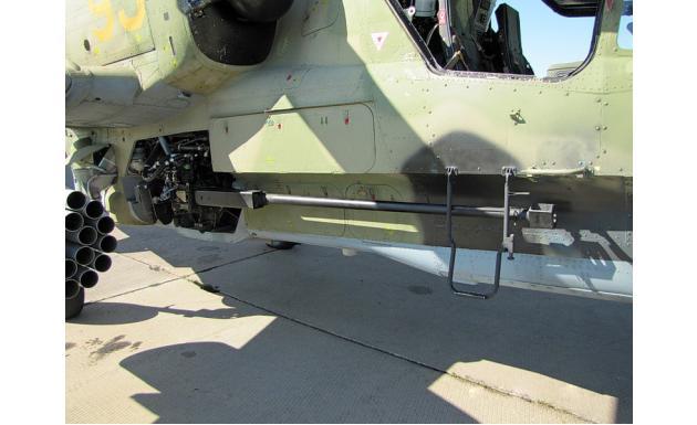 Пушка 2А42-1 КА-52
