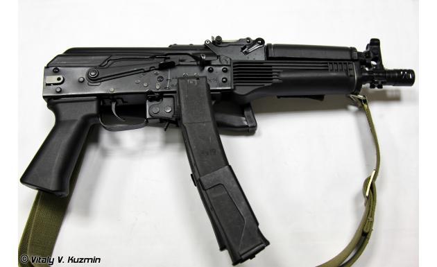 Пистолет-пулемет ПП-19-01 Витязь СН