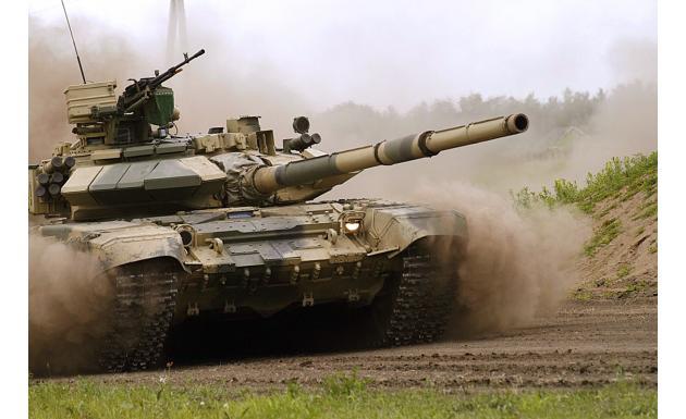 Т-90 (Основной боевой танк)