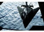 Lockheed F-117 Nighthawk - дозаправка
