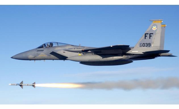 F-15C ВВС США