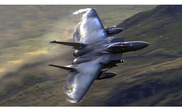 Тактический истребитель F-15 Eagle