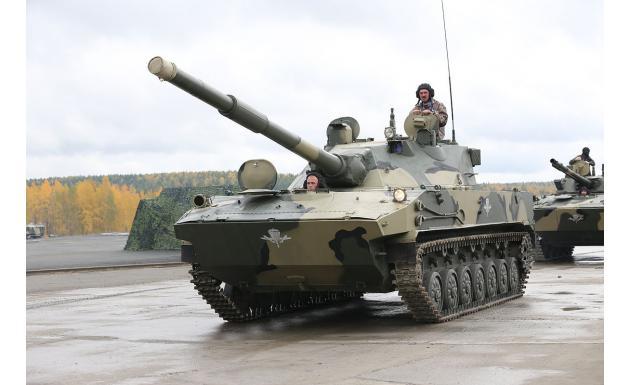 2С25 «Спрут-СД»