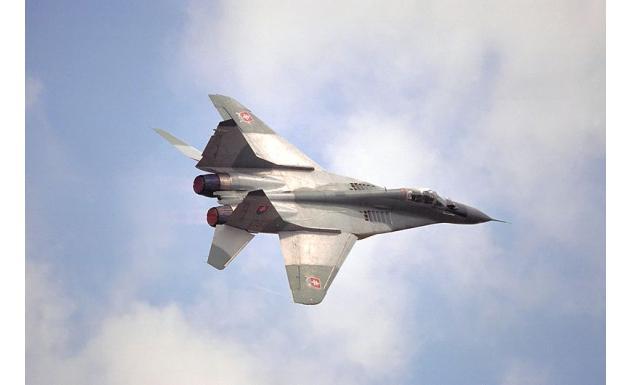 МиГ-29 ВВС Словакия